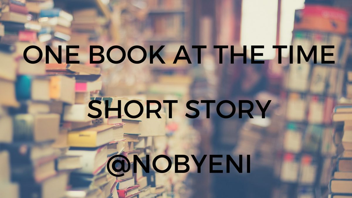 One Book at the Time :: Original Short Story